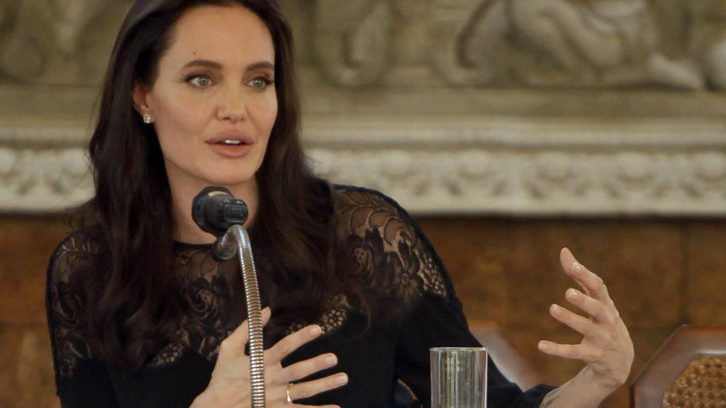 Angelina Jolie Kambodscha