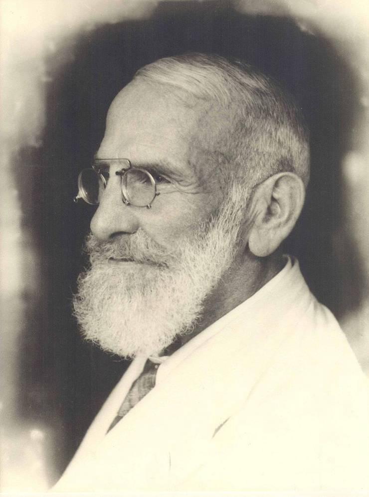 Der Erfinder des Bierchermüesli: Max Bircher-Benner