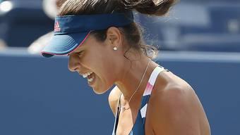 Keine gute Phase: Ana Ivanovic leidet an Schmerzen im Handgelenk und verlor zuletzt bei vier Turnieren hintereinander in der 1. Runde