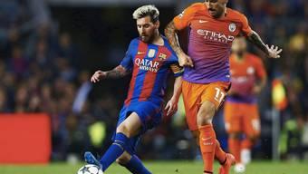 Mit sechs Toren aus drei Spielen ist Barcelonas Superstar Lionel Messi bisher der erfolgreichste Torschütze in dieser Champions-League-Saison