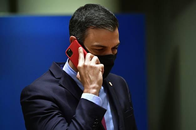 Gute Neuigkeiten: Spaniens Regierungschef Pedro Sanchez.