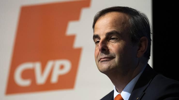 Unter Präsident Gerhard Pfister könnte sich die CVP von ihrem konfessionellen Erbe verabschieden.