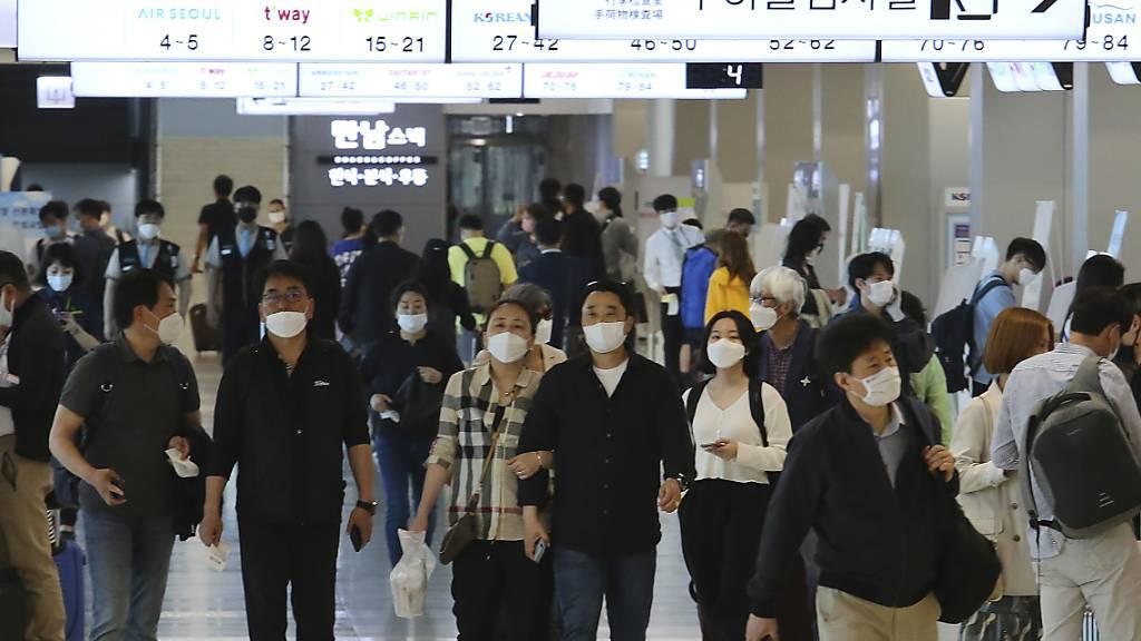 Südkorea verschärft Corona-Beschränkungen wieder