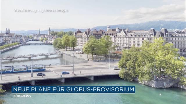 Globus-Provisorium wird nach 50 Jahren abgebrochen