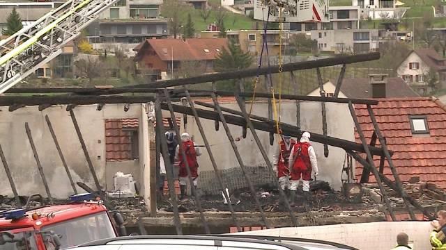 Zwei Tote nach Explosion