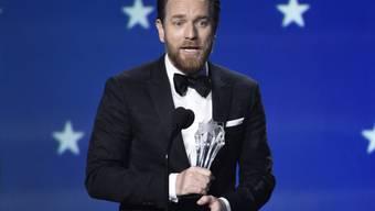 """Der 48-jährige Ewan McGregor schlüpfte schon drei Mal in die legendäre """"Star Wars""""-Figur. (Archivbild)"""