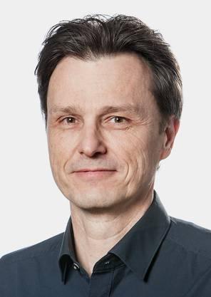 Thomas Grossenbacher Grünes Bündnis, Co-Leiter ICT Medien, ED