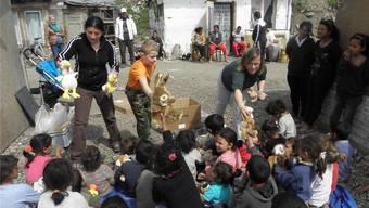 Rumänisches Dorf ehrt einen Herznacher