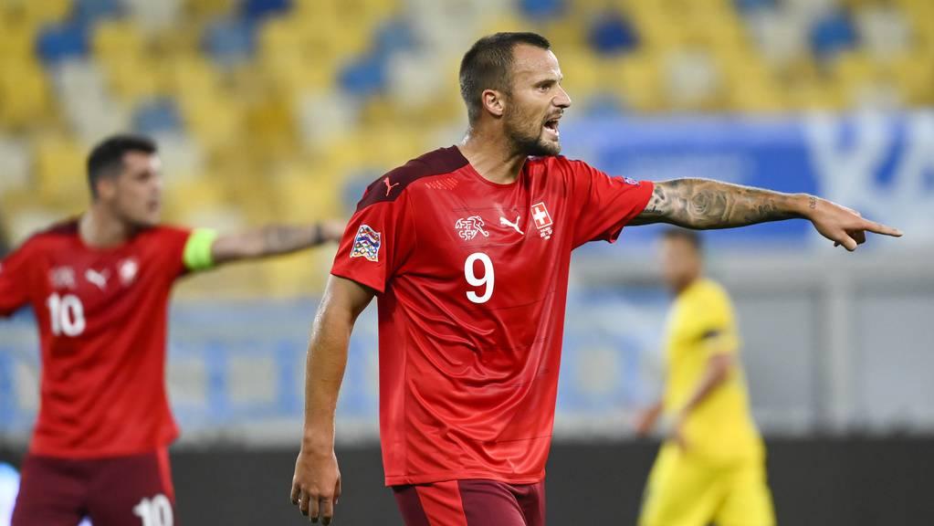 Seferovic Nations League