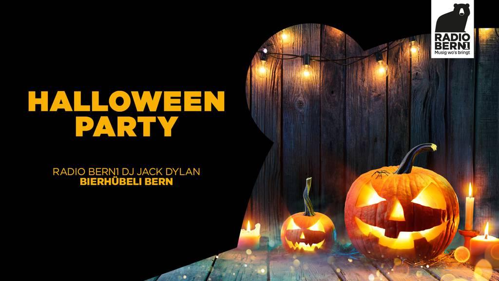 RADIO BERN1 Halloween Party