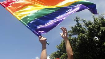 Die Diskriminierung von homo- und bisexuellen Personen soll im Strafrecht explizit verboten werden. Der Bundesrat hält das zwar nicht für vordringlich, ist aber einverstanden. (Symbolbild)