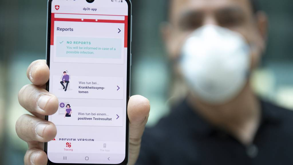 SwissCovid-App