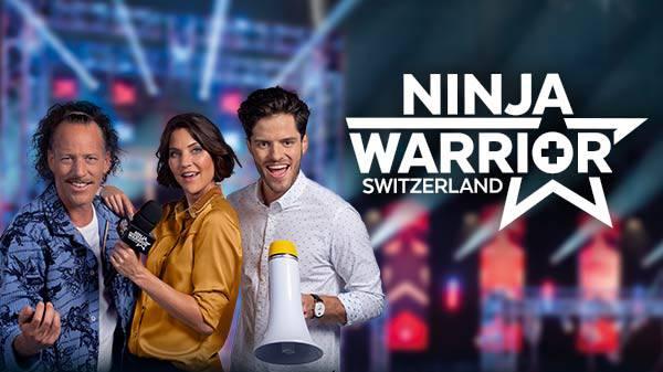 «Ninja Warrior Switzerland» ist zurück!🎉