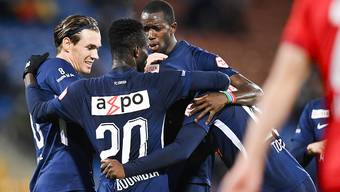 Der FC Zürich darf endlich wieder einmal jubeln