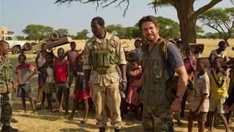 Gerard Butler kämpft als Sam Childers im Sudan für kriegsgeschädigte Kinder. HO