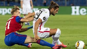 Ganz so kämpferisch musste der FCB nicht auftreten. Eine abgeklärte Leistung reichte, um den Dreitore-Vorsprung zu verteidigen.