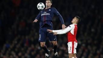 Seine Aktiv-Karriere beendete Thiago Motta, neu Trainer des Serie-A-Klubs Genoa, vor einem Jahr im Dress von Paris Saint-Germain