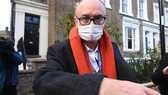 Dominic Cummings, Berater des britischen Premierministers Johnson, hat sein Amt laut Medienberichten niedergelegt. (Archivbild) Foto: Victoria Jones/PA Wire/dpa