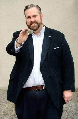 Thomas Vogel, Regierungsratskandidat (FDP)