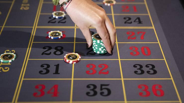 Casino-Chef von Baden fordert Massnahmen gegen illegale Online-Casinos. (Archibvbild)