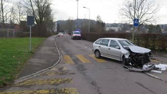 Verkehrsunfall Liestal