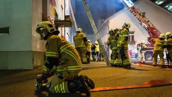 Während eines Einsatzes und unter Belastung ist es elementar, dass Feuerwehrleute Deutsch beherrschen.