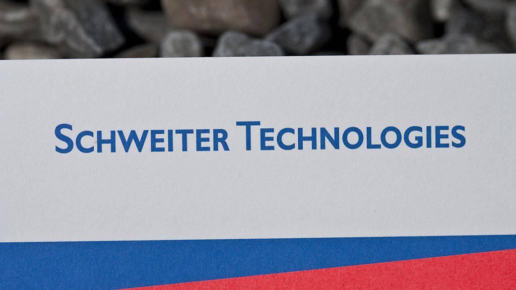 Das Industrieunternehmen Schweiter mit Sitz in Horgen ZH kann positive Geschäftszahlen für das erste Halbjahr vorlegen. (Archivbild)