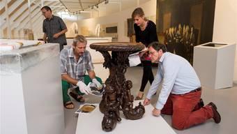 Historisches Museum Baden: Der Einwohnerrat bewilligt die Kredite für die neue Dauerausstellung und weitere Massnahmen. (Archivbild)