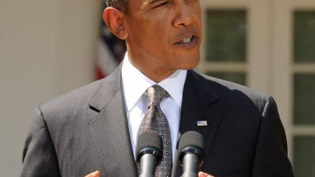 Unter Druck: US-Präsident Barack Obama