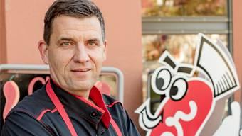 Christoph Jenzer kämpft gegen Food Waste – jetzt sogar auf Bundesebene.