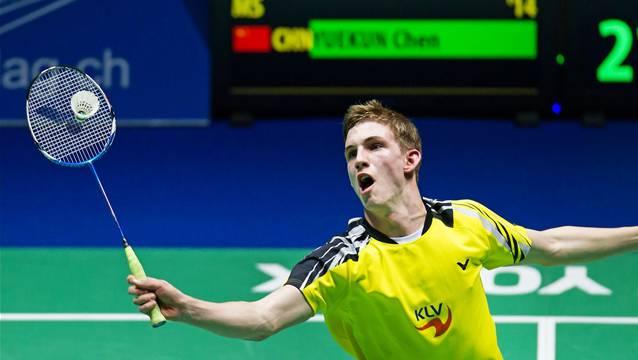 Joel König verliert am nationalen Turnier in Zürich erst im Final.