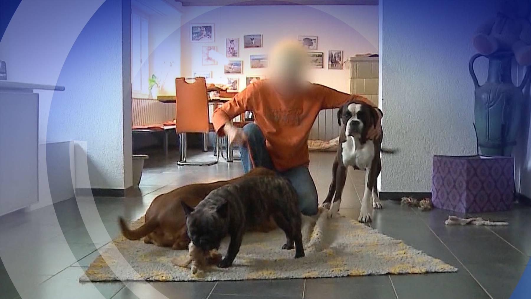 Wegen ihrer Hunde muss die Leutwiler Züchterin vor Gericht