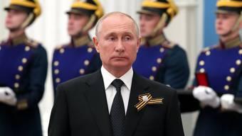 Wladimir Putin: Wegen seiner Verfassungsreform kann er noch lange in Russland regieren.
