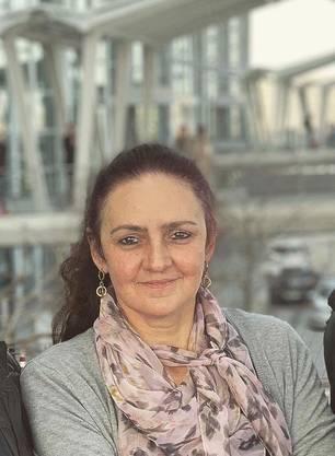 Dzeva Malagic, 50, aus Srebrenica, heute in Oberentfelden (AG)