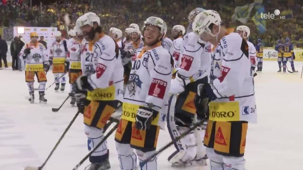 Erfolge EV Zug Saison 2016/17