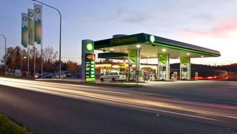 «Die Nachfrage bestimmt den Markt»: Tankstellenshop im aargauischen Oftringen.