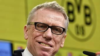 Er soll Borussia Dortmund wieder in die Erfolgsspur bringen: der neue Trainer Peter Stöger