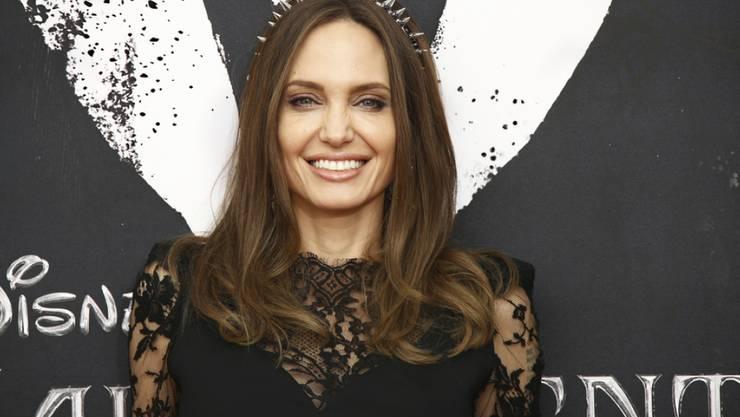 Kann die Stärke von Maleficent nach einer Lebenskrise wieder spüren: US-Schauspielerin Angelina Jolie.