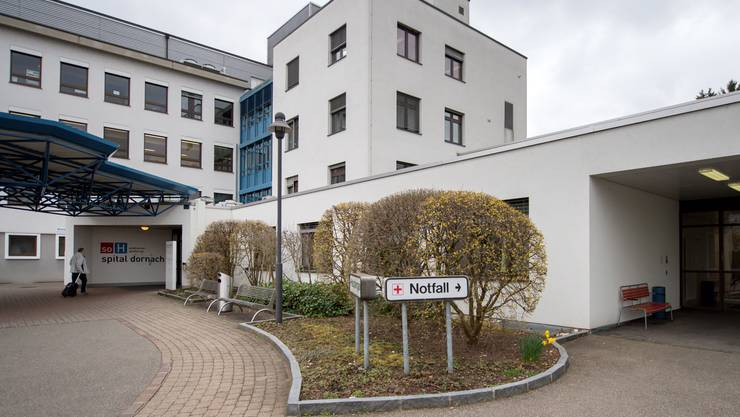 Ins Spital Dornach will die soH 27 Millionen Franken investieren.