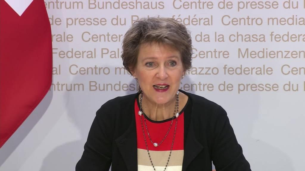 Lockerungen: Bundesrat hebt Massnahmen grösstenteils auf