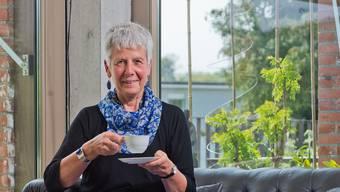 Über den Atem spricht die Wienerin Roswitha Muntwyler am liebsten bei einer Tasse Tee.
