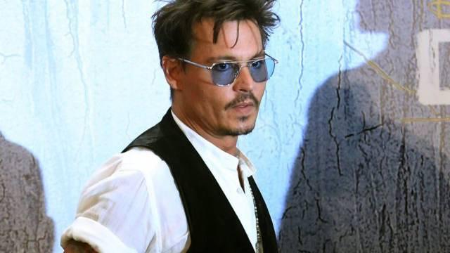 Johnny Depp will in einen Gauner spielen (Archiv)