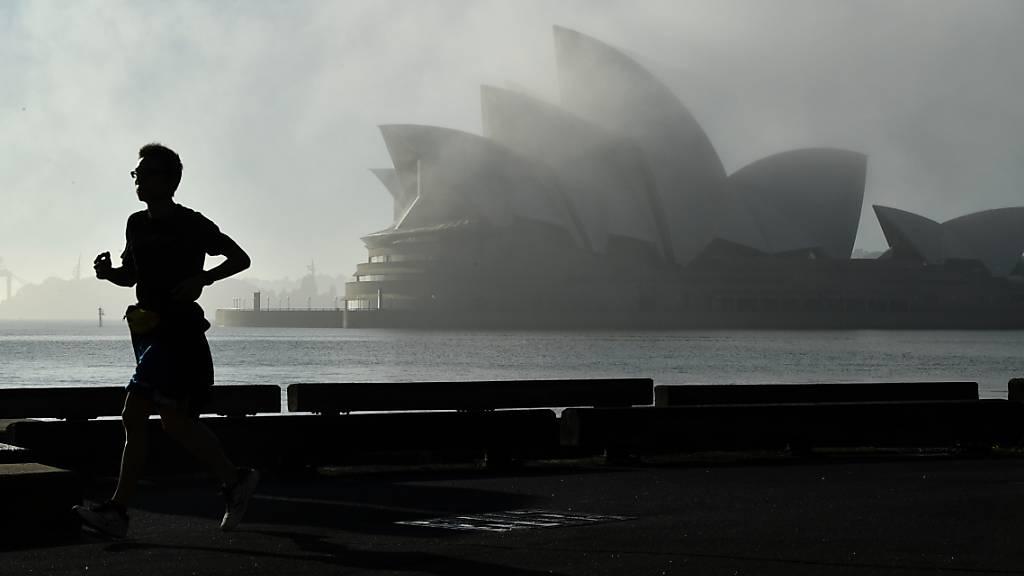 Millionen-Lotterie als Impfanreiz in Australien