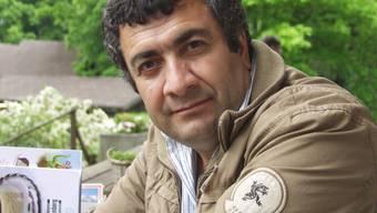 Seine Protagonisten gewinnt er lieb: Mano Khalil (Pressebild)