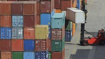 Exporte in die EU entwickeln sich gut (Archiv)