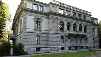 Die Behörden mussten im August mehr Konkursverfahren eröffnen. Im Bild das Bezirksgericht Winterthur. (Archivbild)