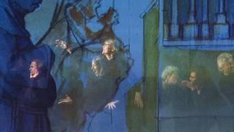 Bilder aus der Hauptprobe von «Der Glöckner von Notre Dame»