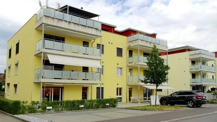 Das Betreute Wohnen in Mellingen steht unter Quarantäne.