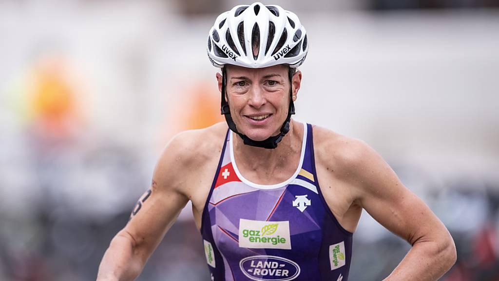 Der Olympia-Fahrplan von Nicola Spirig scheint zu stimmen