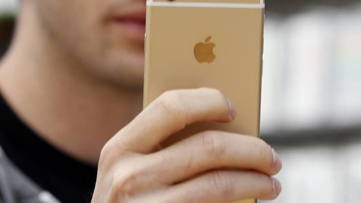 Das von Apple 2006 eingereichte Patent ist nach Ansicht des Gerichts nicht neu. (Archiv)